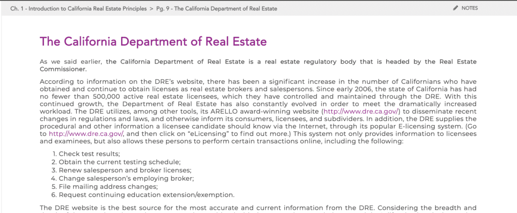 Real Estate Express Chapter 1.2 Screenshot