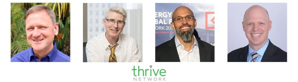 photo of Thrive Network members