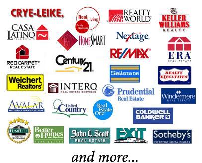 Popular national real estate brokerages | AgentAdvice.com