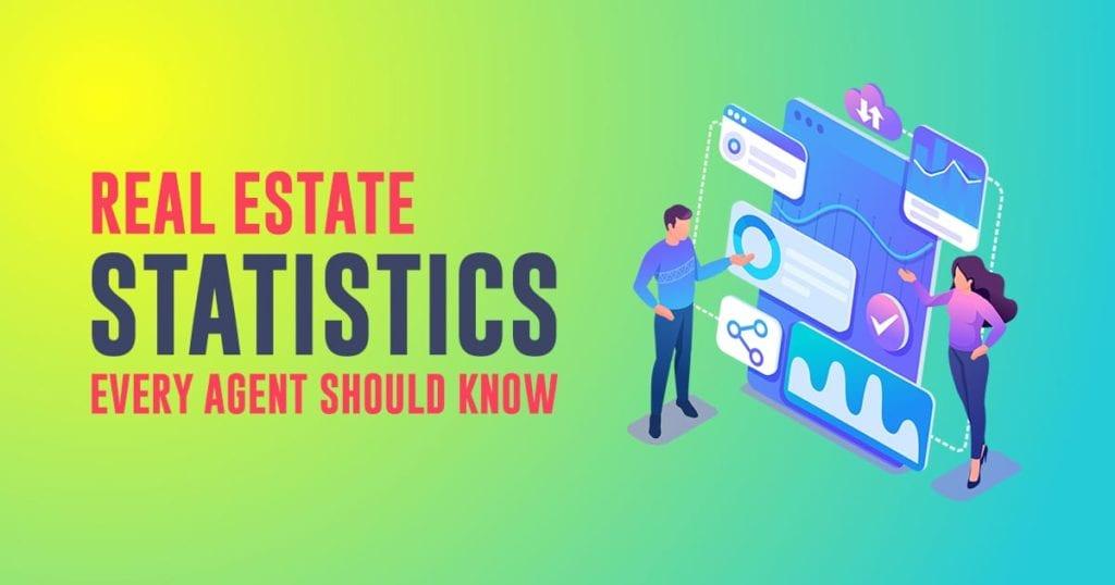 Real Estate Statistics Every Agent Should Know header image | AgentAdvice.com