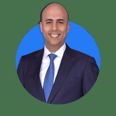 Rajeh Headshot