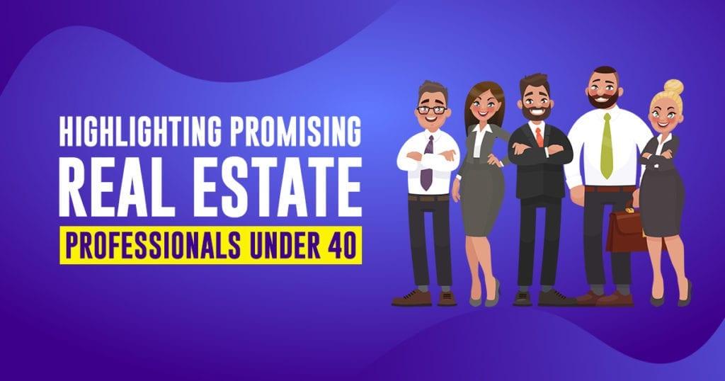 promising agents under 40
