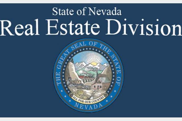 Nevada real estate division logo