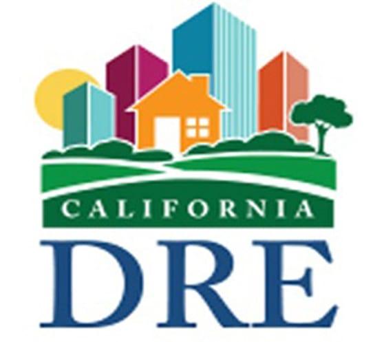 california department of real estate logo