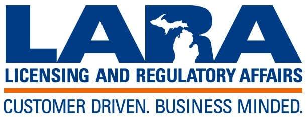 michigan licensing logo