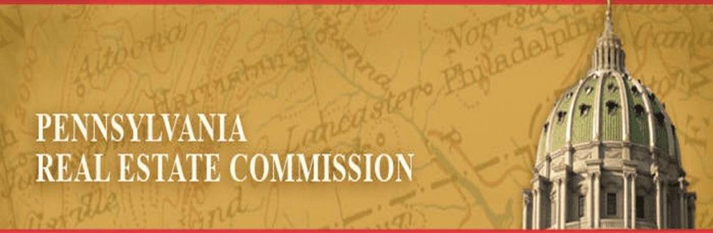 pennsylvania real estate commission logo