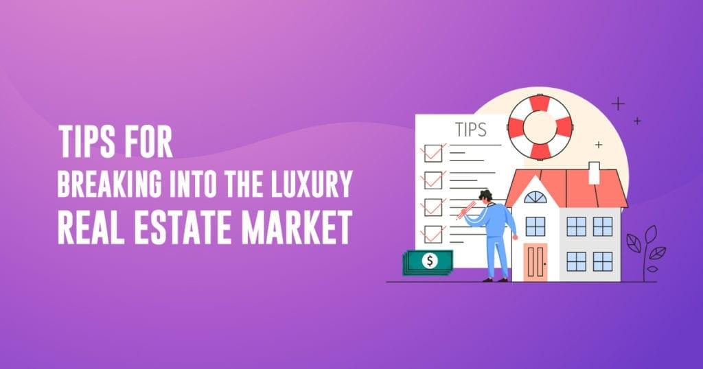 breaking into the luxury market