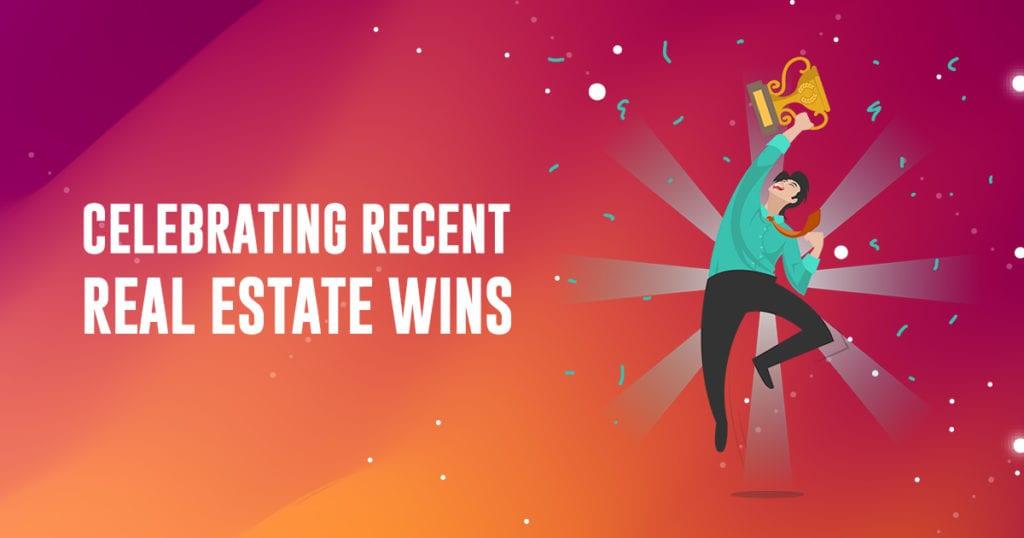recent real estate wins