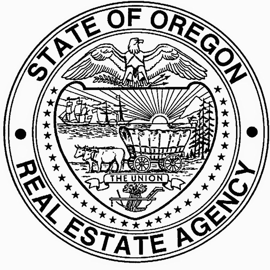 oregon real estate agency